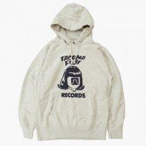TACOMA FUJI RECORDS(タコマフジレコード)LOGO Hoodie (12oz) オートミール