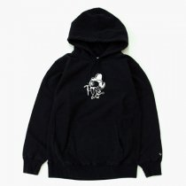 TACOMA FUJI RECORDS(タコマフジレコード)Mountain Mouse Syndicate Hoodie (12oz) ネイビー