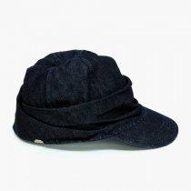 DECHO(デコー)MOUNTAIN CAP(シルケットデニム)インディゴ