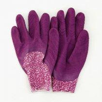 イギリスBriers(ブリアーズ)オールシーズンガーデナー Purple Abstract Spot