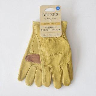イギリスBriers(ブリアーズ)Premium Goldenレザーグローブ
