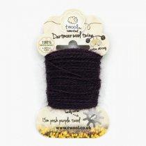 Twool(トゥウール)Essential 15m(羊毛)posh purple(オーベルジン)