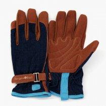 イギリスBurgon & Ball(バーゴン&ボール)グローブ Love The Glove Denim