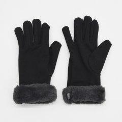 【ワケあり蚤の市30%OFF】イギリスBriers(ブリアーズ)Briers(ブリアーズ)グローブ Faux Fur