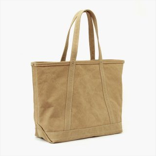 UTO(ユート)SHOULDER TYPE TOTE マスタードM