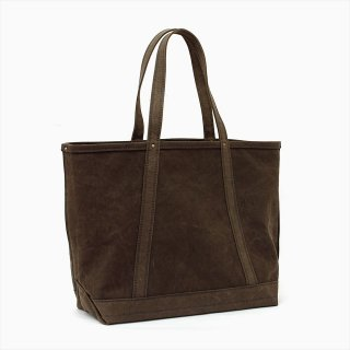 UTO(ユート)SHOULDER TYPE TOTE ブラウンM