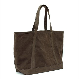 UTO(ユート)SHOULDER TYPE TOTE ブラウンL