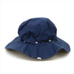DECHO(デコー)JUNGLE HAT ブルー
