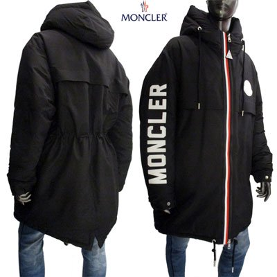 <img class='new_mark_img1' src='//img.shop-pro.jp/img/new/icons15.gif' style='border:none;display:inline;margin:0px;padding:0px;width:auto;' /> モンクレール(MONCLER) メンズ CHARNIER ロゴ付ヘビージャケット  ダウンコート 4236005 C0078 999 91A