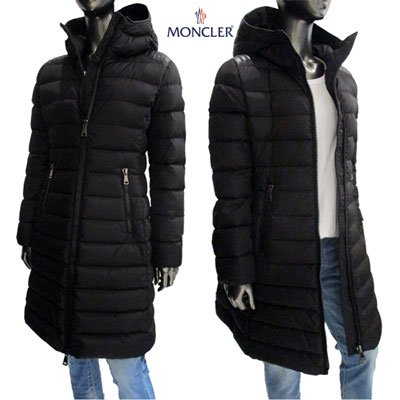 <img class='new_mark_img1' src='//img.shop-pro.jp/img/new/icons15.gif' style='border:none;display:inline;margin:0px;padding:0px;width:auto;' /> モンクレール(MONCLER) レディース TALEV タレブ ロゴ・フード付きダウンコート 4937085 C0063 999 91A