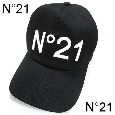 ヌメロヴェントゥーノ N°21 メンズ 小物 帽子 キャップ ロゴ ユニセックス可 ロングストラップ・N°21ロゴ刺繍付キャップ 21IN1M17100 6942 9000<img class='new_mark_img2' src='https://img.shop-pro.jp/img/new/icons2.gif' style='border:none;display:inline;margin:0px;padding:0px;width:auto;' />