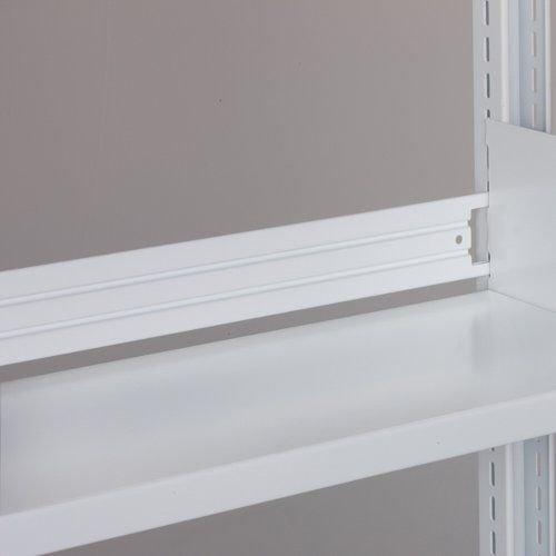 ホワイトラック スチール書架(KCJA)用 背受 W900mm