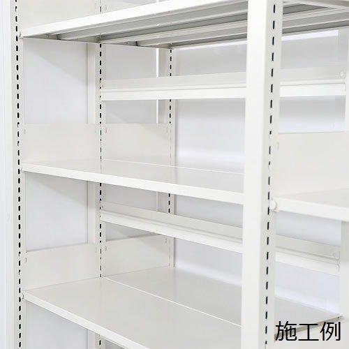 スチール書架(本棚・書棚) 単式 2連結棚 ホワイト色 H2585×W1840×D260(mm) B5対応https://img08.shop-pro.jp/PA01034/592/product/127288776_o3.jpg?cmsp_timestamp=20180117125853のサムネイル