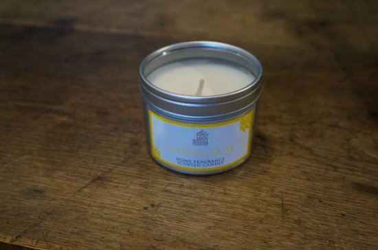 SHEARER CANDLES AMBER & ROSE ky