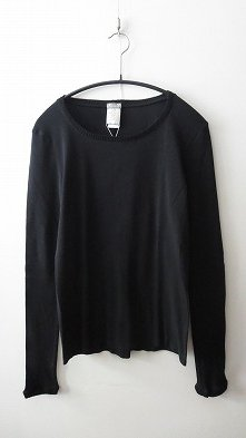 <img class='new_mark_img1' src='https://img.shop-pro.jp/img/new/icons24.gif' style='border:none;display:inline;margin:0px;padding:0px;width:auto;' />Kristensen DU NORD  丸首Tシャツ ブラック   20%off   ku21