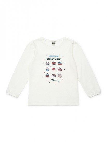 <img class='new_mark_img1' src='https://img.shop-pro.jp/img/new/icons6.gif' style='border:none;display:inline;margin:0px;padding:0px;width:auto;' />BONTON 長袖Tシャツ ベーカリー