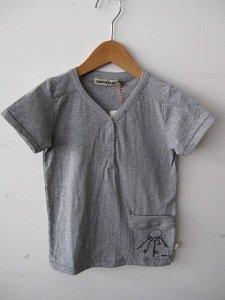 <img class='new_mark_img1' src='https://img.shop-pro.jp/img/new/icons21.gif' style='border:none;display:inline;margin:0px;padding:0px;width:auto;' />I&E 霜降りTシャツ  ミックスグレー (152,164cm)
