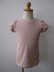 letemps パフスリーブTシャツ ウインターローズ(12Aのみ)
