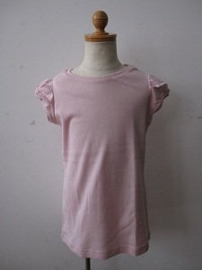 letemps パフスリーブTシャツ ピンク(12Aのみ)