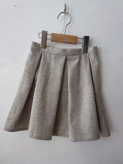<img class='new_mark_img1' src='https://img.shop-pro.jp/img/new/icons24.gif' style='border:none;display:inline;margin:0px;padding:0px;width:auto;' />La Bottega di Giorgia スカート ペールグレイ *20%off* (4,8A) ks21