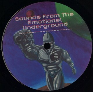 Various - Sounds From The Emotional Underground