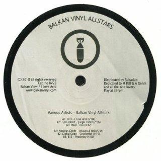 Various - Balkan Vinyl Allstars