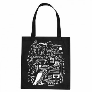 HIEROGLYPHIC BEING Tote Bag