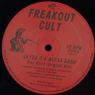 Jayda G, Alexa Dash - Diva Bitch