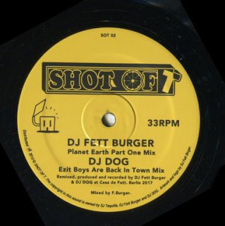 SJ Tequilla, DJ Fett Burger, DJ Dog - Drift/House