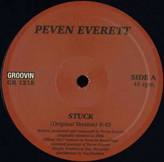 Peven Everett - Stuck