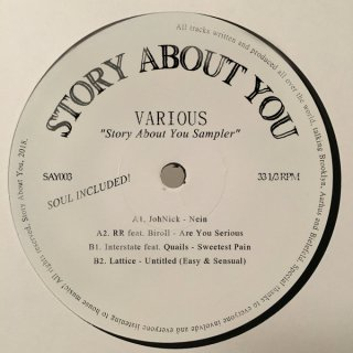 Various - Story About You Sampler
