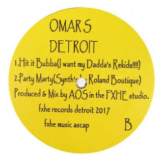 Omar S - Hit It Bubba