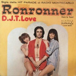 D.J.T.Love - Ronronner
