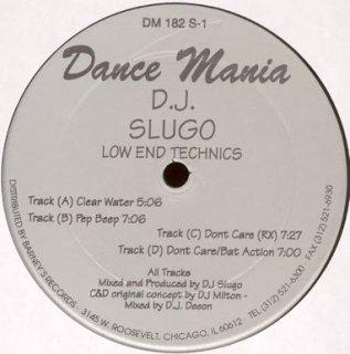 D.J. Slugo - Low End Technics
