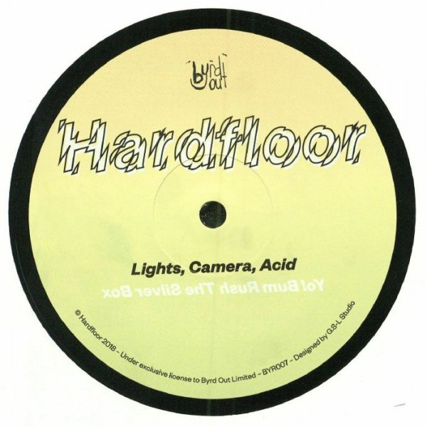 hardfloor lights camera acid 汎芽舎レコード