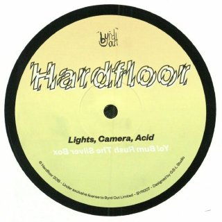 Hardfloor - Lights, Camera, Acid