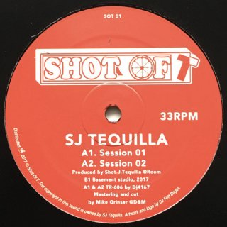 SJ Tequilla - Session 01-04