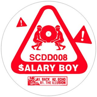 Salary Boy - Steel City Dance Discs Volume 8