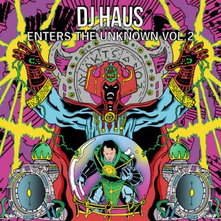 Various - DJ Haus Enters The Unknown Vol.2