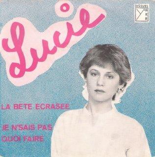 Lucie - La bete Ecrasee