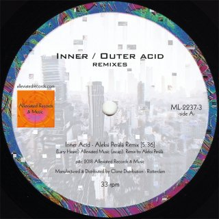 Mr. Fingers - Inner / Outer Acid (Remixes)