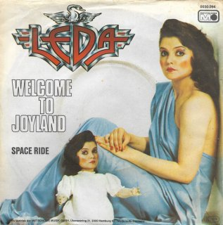 Leda - Welcome To Joyland / Space Ride