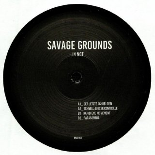 Savage Grounds - In Not