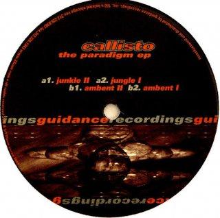 Callisto - The Paradigm EP