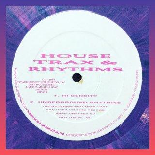 Roy Davis Jr. - House Trax & Rhythms