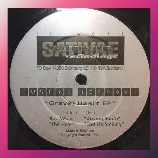 Justin Berkovi - Gravel Heart EP