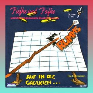 Piefke & Pafke Und Die Jungs Aus Der Dunkelkammer - Auf In Die Galaxien...