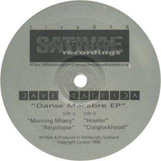 Dave Tarrida - Danse Macabre EP