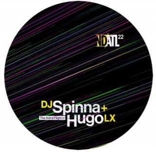 DJ Spinna + Hugo LX - The Astral Flight EP