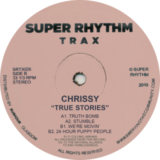 Chrissy - True Stories